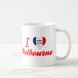 I Love Melbourne, Iowa Mug