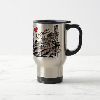 I love Melbourne Travel Mug