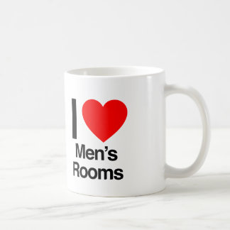 i love men s rooms mug