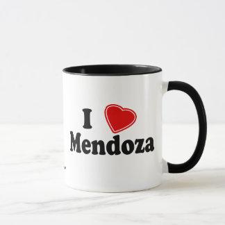 I Love Mendoza Mug