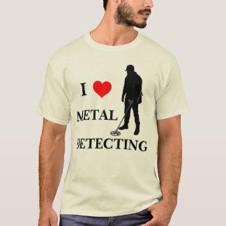 I Love Metal Detecting shirt