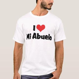 I Love Mi Abuelo T-Shirt