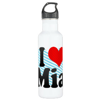 I love Mia 710 Ml Water Bottle
