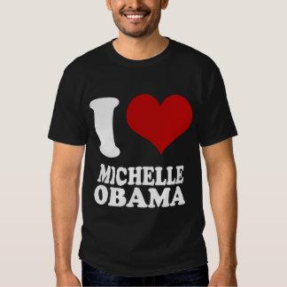 I love Michell Obama t shirt
