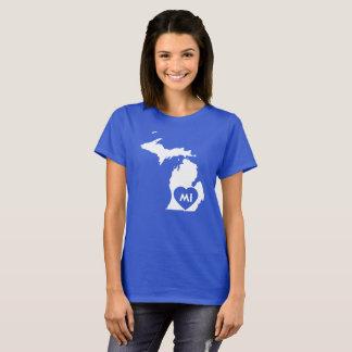 I Love Michigan State Women's Basic T-Shirt