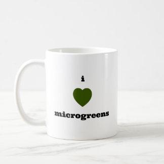 I Love Microgreens Mug