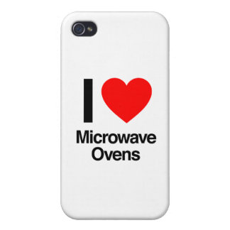 i love microwave ovens iPhone 4/4S cases