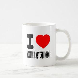 I Love Middle Eastern Dance Mug
