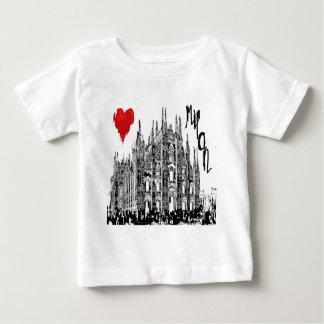I love Milan Baby T-Shirt