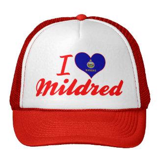 I Love Mildred, Kansas Mesh Hats