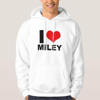 I Love Miley (Hoodie) Hoodie