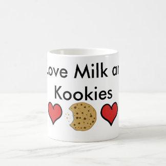I Love Milk and Kookies Mug