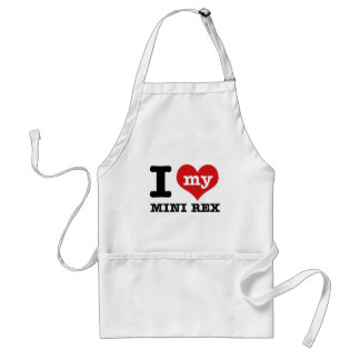I love MINI REX Standard Apron