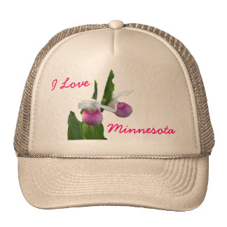 I Love, Minnesota Cap
