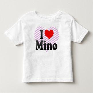 I Love Mino, Japan T Shirts