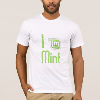 I love Mint T-Shirt