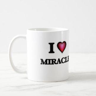 I Love Miracle Coffee Mug