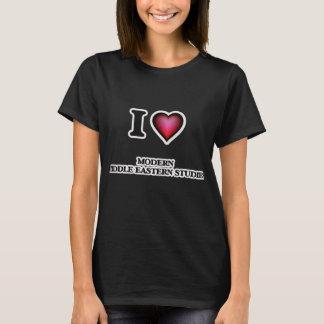 I Love Modern Middle Eastern Studies T-Shirt
