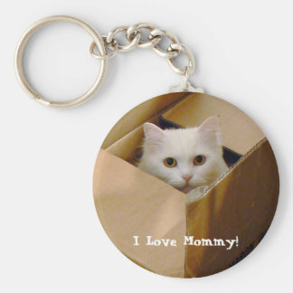 I Love Mommy! Key Ring