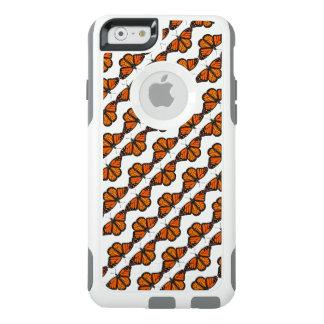 I Love Monarch Butterflies iPhone 6 Case