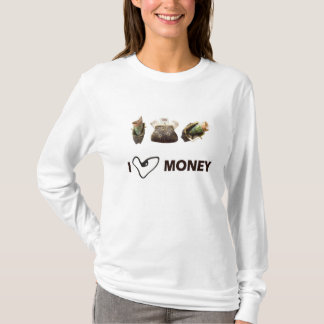 i love money title T-Shirt