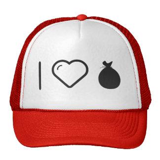 I Love Moneybag Cap
