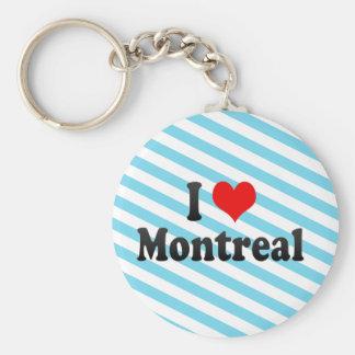 I Love Montreal, Canada. I Love Montreal, Canada Key Ring