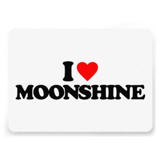 I LOVE MOONSHINE CUSTOM ANNOUNCEMENT