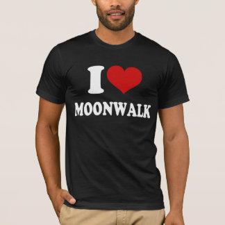 I Love Moonwalk T-Shirt