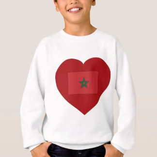 I Love Morocco Sweatshirt