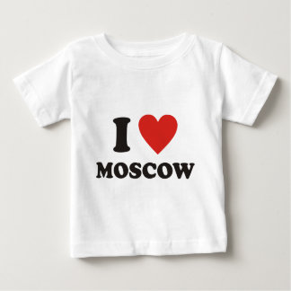 I love Moscow Baby T-Shirt