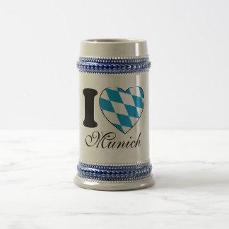 I Love Munich - Octoberfest - Bavaria Mug