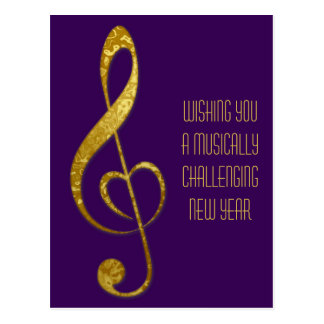 I love music - cards, stickers, postage postcard