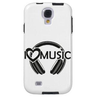 I love music headphones galaxy s4 case