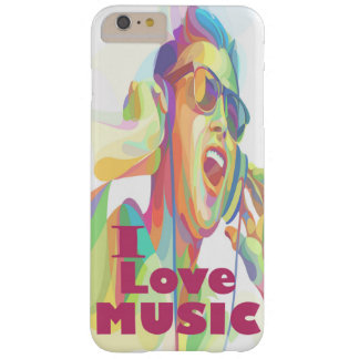 I love music iPhone 6 case