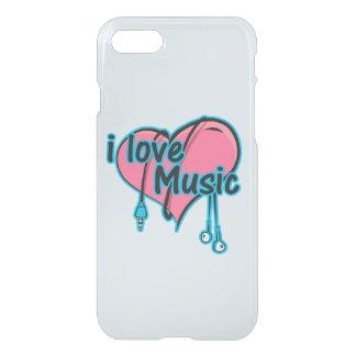 I love music iPhone 8/7 case