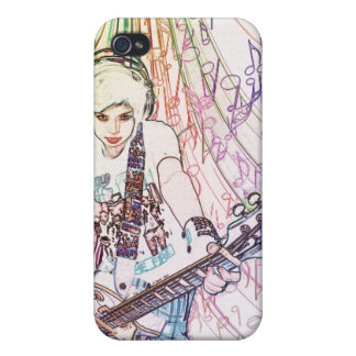 I love music! cases for iPhone 4
