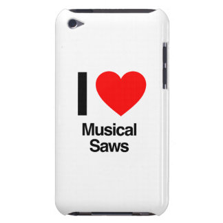i love musical saws iPod touch cover