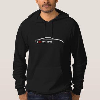 I Love my 350Z Hoodie