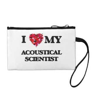 I love my Acoustical Scientist Coin Wallets