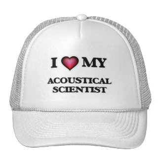 I love my Acoustical Scientist Cap