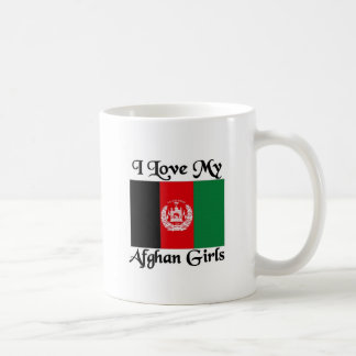 I love my Afghan Girls Coffee Mug