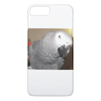 I Love My African Grey Parrot iPhone 8 Plus/7 Plus Case