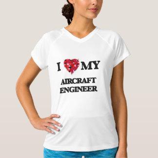 I love my Aircraft Engineer Shirts
