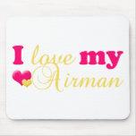 I love my Airman Mouse Pad