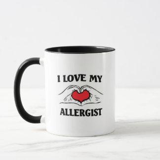I love my Allerist Mug