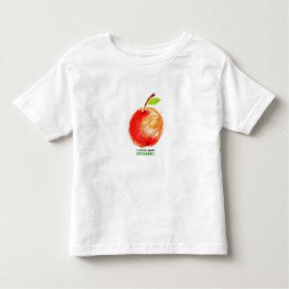 I love my apples organic tshirt