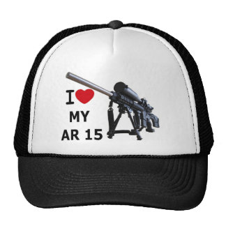 I Love My AR-15 Cap