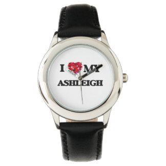 I love my Ashleigh Watches