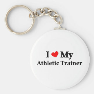 I love my Athletic Trainer Key Ring